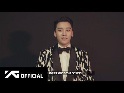 Download  SEUNGRI - 'WHERE R U FROM Feat. MINO' M/V BEHIND THE SCENES Gratis, download lagu terbaru