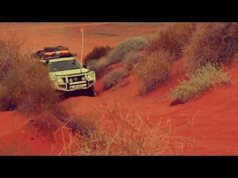 Simpson desert 2017