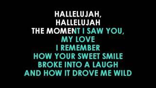 Shires  A Thousand Hallelujahs karaoke