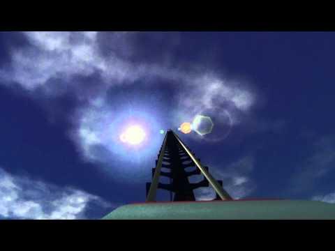 Crazy 1,000 Foot Roller Coaster