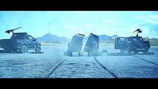 (2 трейлер) Защитники - Бой Хана в пустыне