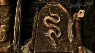 Прохождение Skyrim Древние свитки - серия 2 {Первый дракон}