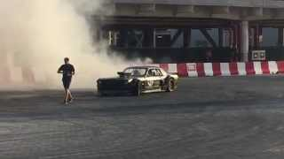 Ken Block in Dubai (Mini Gymkhana 8)