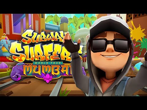 SUBWAY SURFERS GAMEPLAY FULLSCREEN -...