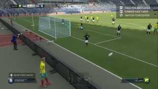 WTF CORNER GLITCH - FIFA 15 ULTIMATE TEAM Thumbnail