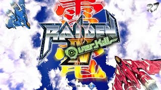 Raiden IV: OverKill   PC/Windows   Playthrough   Arcade Mode   1080p 60fps