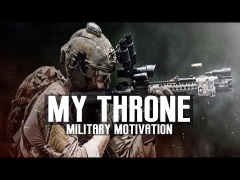 "Military Motivation - ""My Throne"" (2018 ᴴᴰ)"
