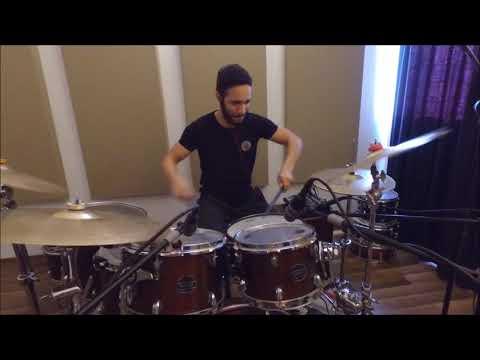 Umut Kaya - Mor Yazma - Drum cover