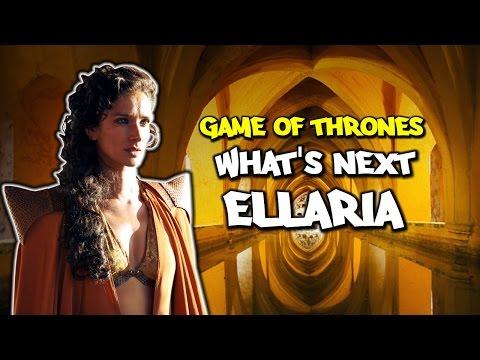 Game of Thrones Season 7 : What's Next Ellaria - Prediction