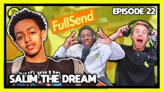 SALIM TALKS ABOUT JOINING NELK, STEVEWILLDOIT, AND CRAZIEST PRANKS!! | TheSync Podcast Ep 22