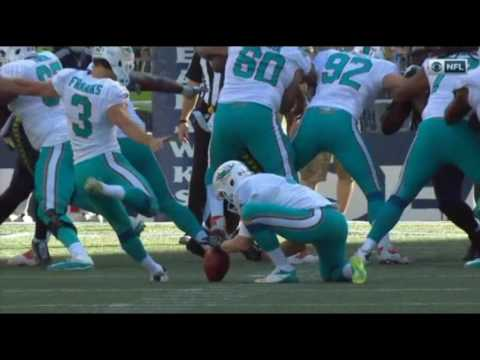 SEATTLE SEAHAWKS vs. MIAMI DOLPHINS (Highlights) WEEK 1