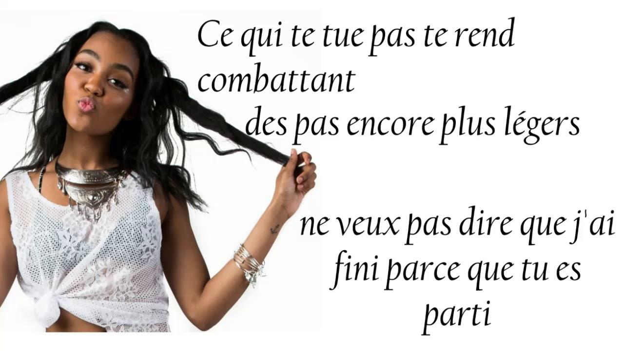Stronger Traduction Française Dove Cameron China Anne Mcclain Descendants Under The Sea