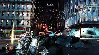 Ghostbusters: The Video Game Multiplayer Gameplay pt1