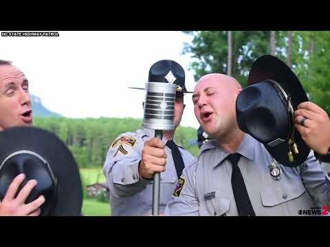 NC State Highway Patrol #LipSyncChallenge: Man of Constant Sorrow