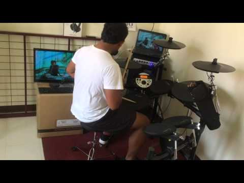 เล่นของสูง - Big ass ( กลอง ) Cover Drum By Soko