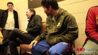 Manny Pacquiao - Fun Before the Weigh In - Pacquiao Marquez III Classic Moments