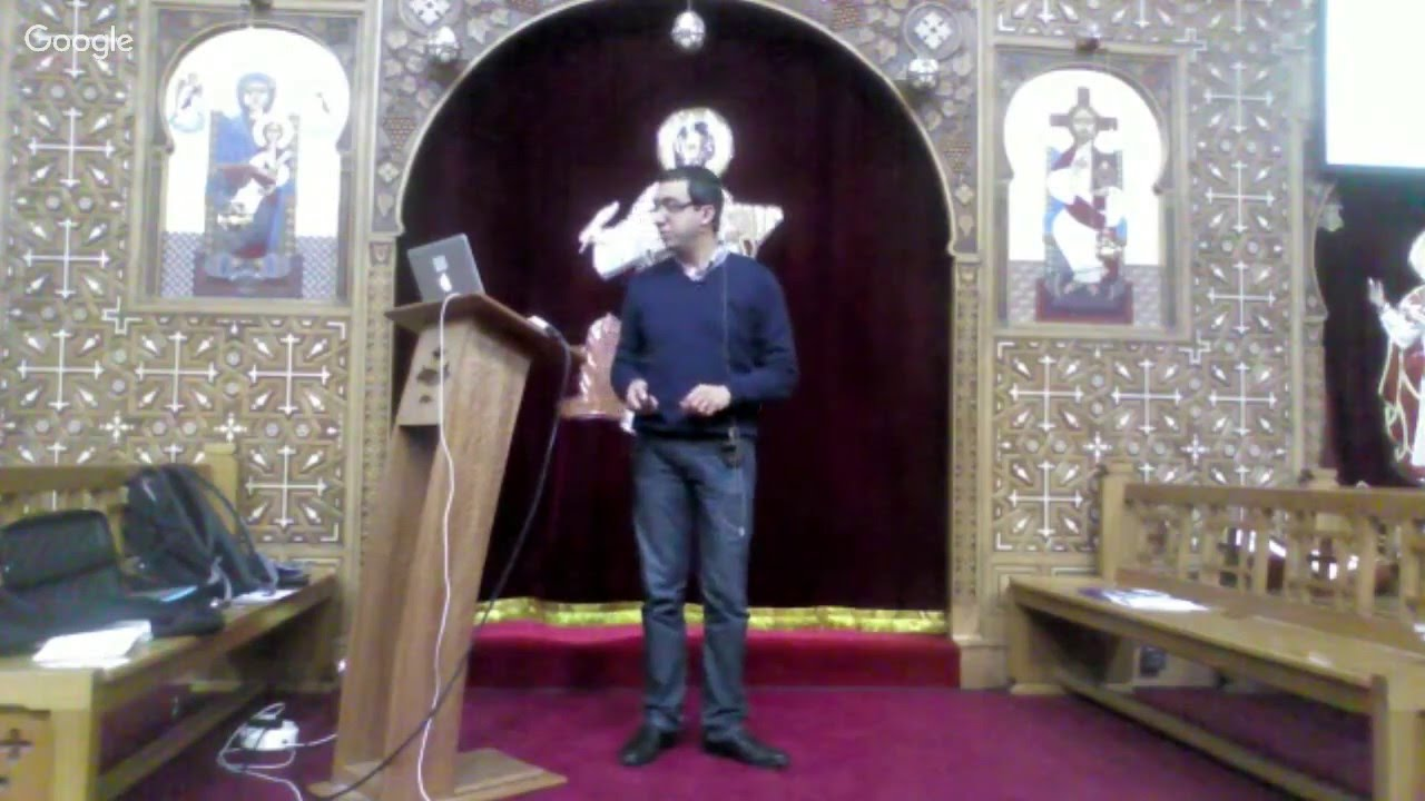 St. Marks  Youth Conference Scotland 2016 - Introduction -