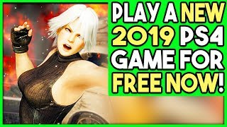 PLAY A NEW 2019 PS4 GAME FREE AND EPIC PS4 GAME DEALS!