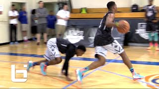 CAN YOU GUARD Dennis Smith Jr. One On One? RAW Footage Highlights Stephen Curry camp
