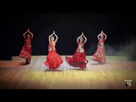 «Наваратна» - Bollywood Dance - Prem Ratan Dhan Payo Choreography -  ВОСТОК-ЗАПАД 2017