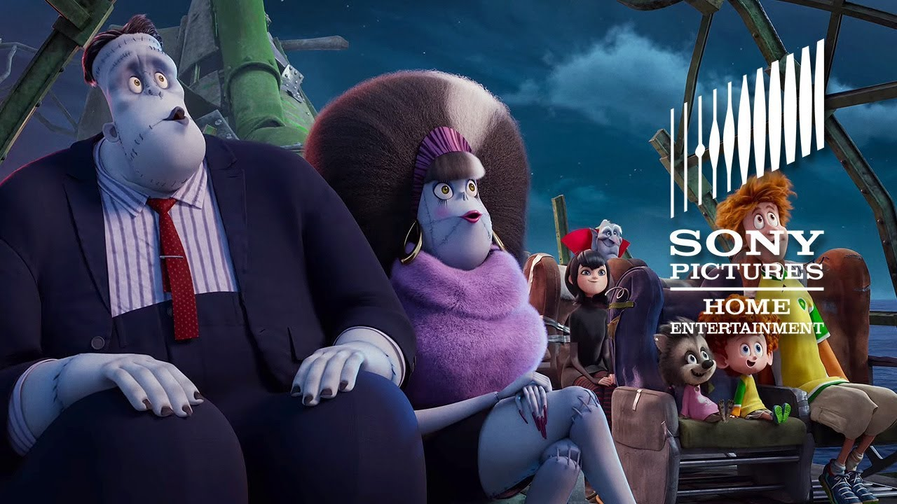 Hotel Transylvania 3 Summer Vacation Official Site Sony Pictures