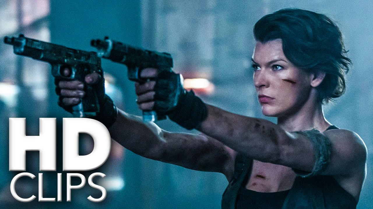 Resident Evil The Final Chapter Official Trailer: RESIDENT EVIL 6: THE FINAL CHAPTER