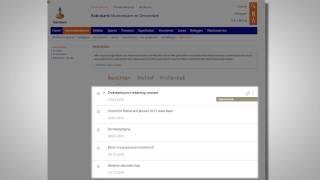 Rabo Internetbankieren – Berichten
