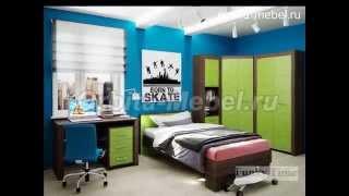 видео Новая модульная мебель Фанки Хоум