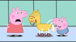 Peppa Pig s04e04 Horsey Twinkle Toes SD DVD