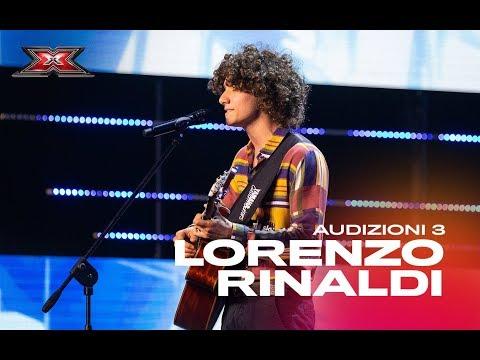 Lorenzo Rinaldi fa innamorare i giudici di X Factor 2019 con Oscar Isaac | Audizioni 3
