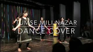 Tumse Mili Nazar: Dance Cover| Sonu Nigam| Crazy Audience Reaction| Bollywood Dance