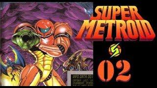 SUPER METROID #2 Das goldene Quartett [Blind/Let