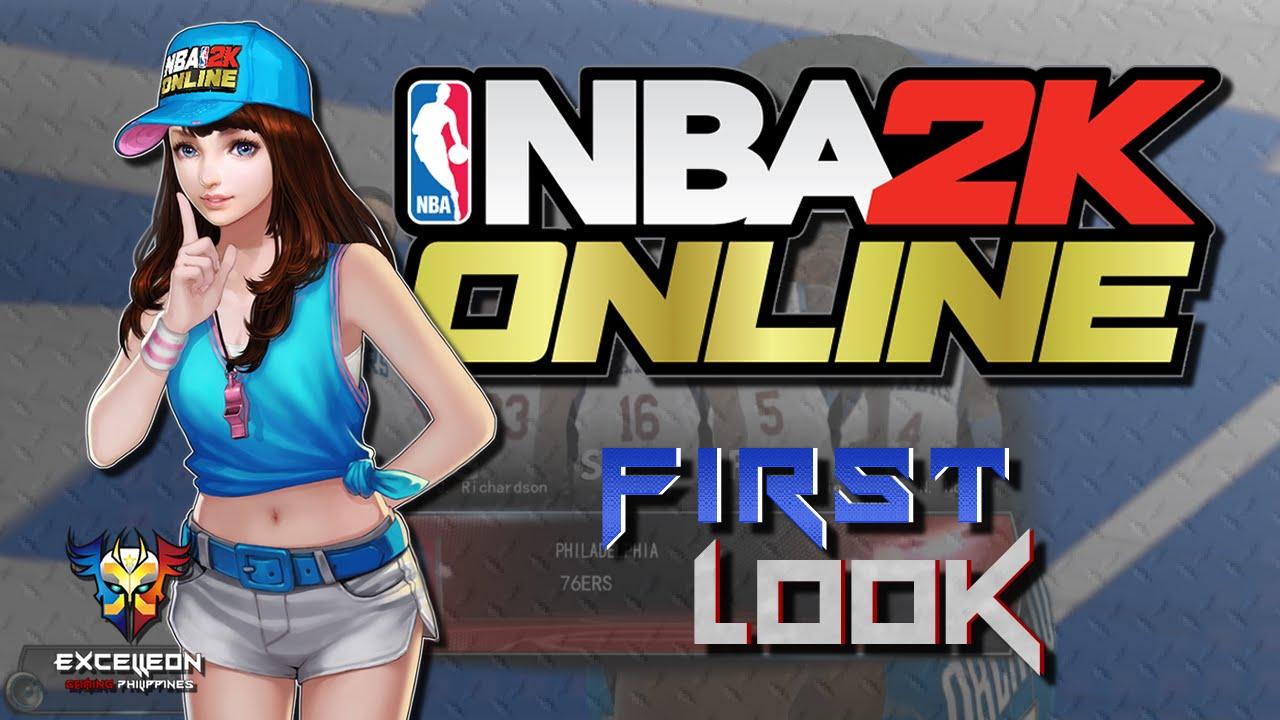 nba2k online_NBA 2K Online PH - First Look - YouTube