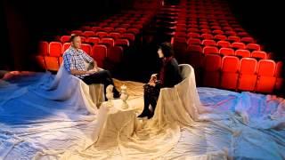 """Программа """"На сцене"""": Тимофей Кулябин - режиссер театра """"Красный факел"""""""