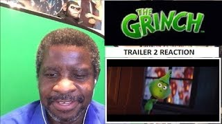 The Grinch Trailer 2 Reaction