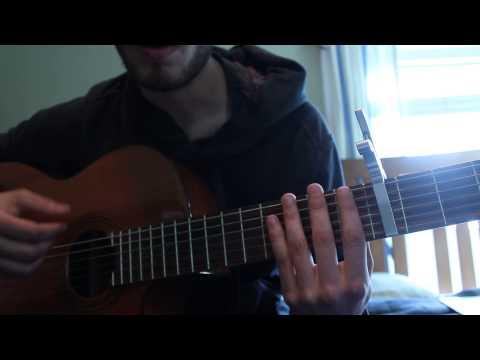 Jack Johnson - Cookie Jar Guitar Lesson