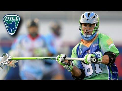 Kyle Hartzell MLL Highlights