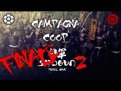 Shogun 2 Total War    Campagna COOP FINALE   KYOTO A LUCAN