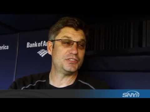 White Sox manager Robin Ventura reflects on Mets