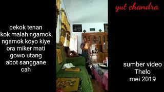 Download lagu DI TAGIH HUTANG MALAH NYOLOT #VIDEO_VIRAL