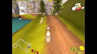 Champion Sheep Rally gameplay