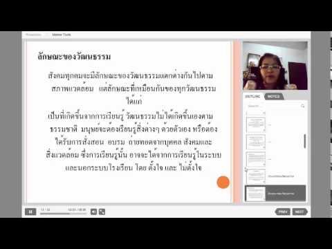 [ปวส.] ชีวิตและวัฒนธรรมไทย บทที่ 4