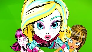 Monster High | The Sands of Toralei | Adventures of the Ghoul Squad | Episode 9 | Kids Movie