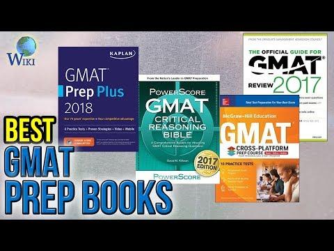 8 Best GMAT Prep Books 2017