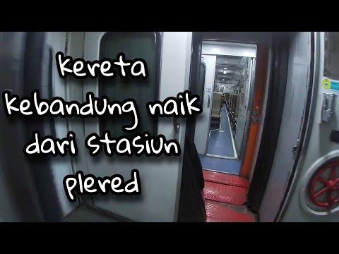 Perjalanan Dari Purwakarta Menuju Bandung Menggunakan KA. Lokal Bandung Raya