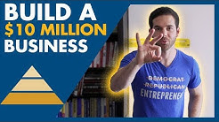 How to Build a $10 Million Business You Can Sell (The 8-Figure Pyramid)