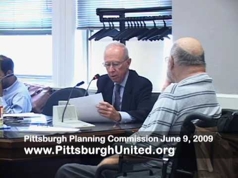 City Solicitor spells out role of Pittsburgh Planning Commission