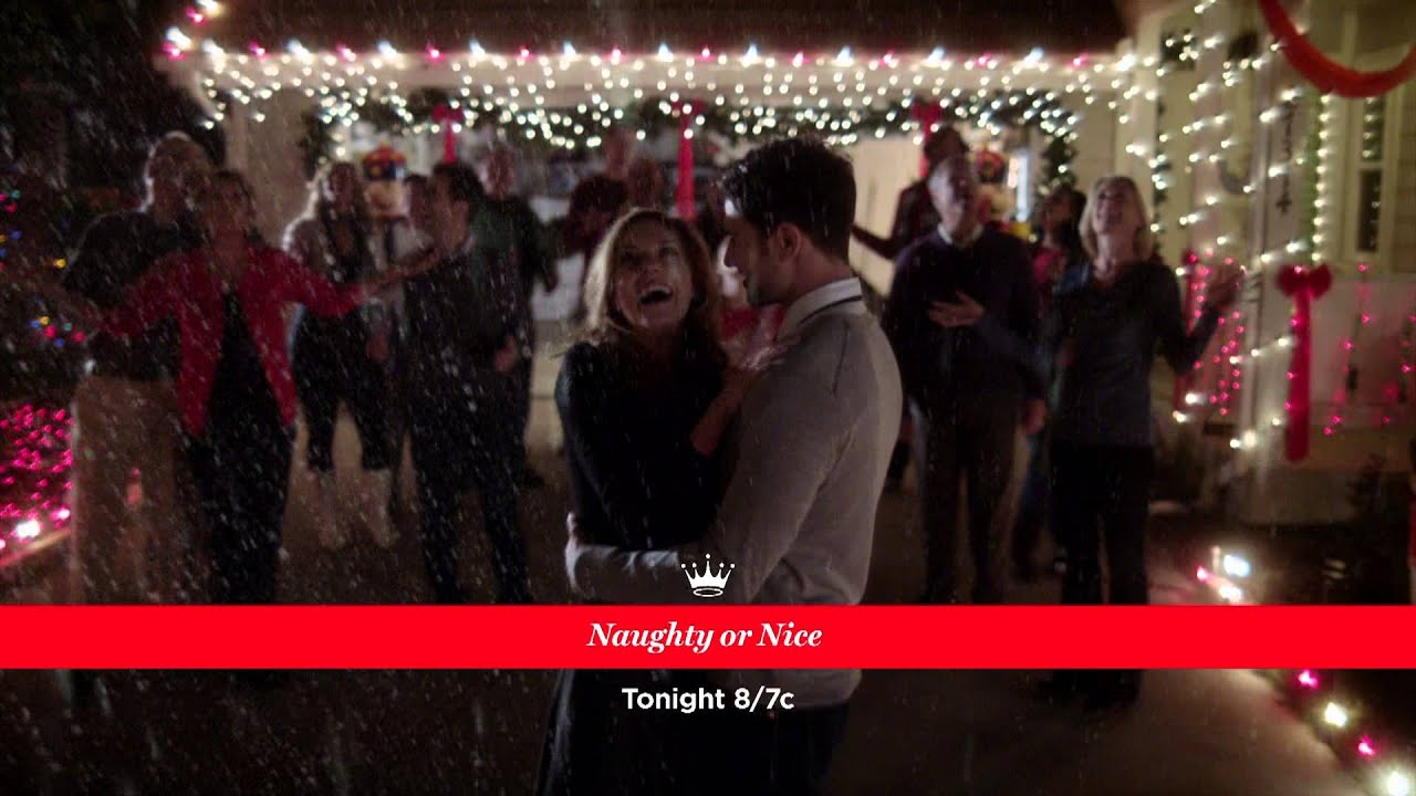 Naughty Or Nice - Tonight (8pm/7c) - YouTube