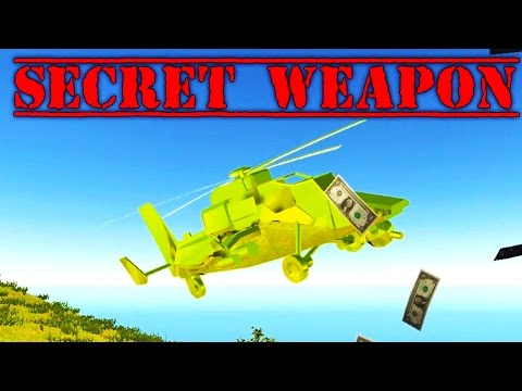 Ravenfield SECRET WEAPON  - Ravenfield Beta 5 Gameplay