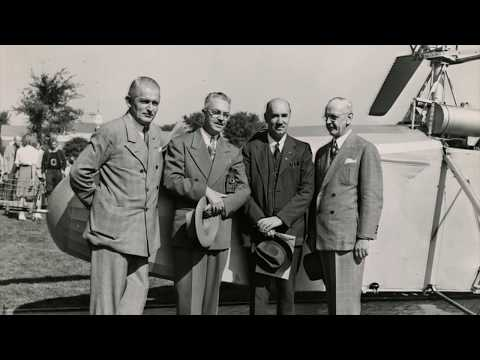 Igor Sikorsky's First Successful Helicopter   The Henry Ford's Innovation Nation
